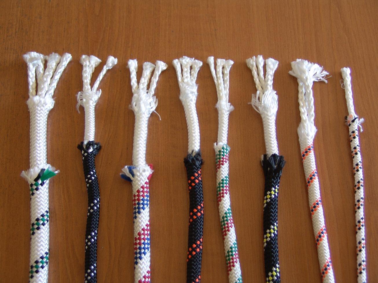 Спортни статични въжета
